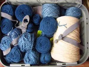 YarnSuitcase