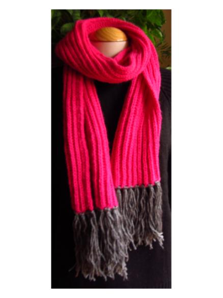 hotpinkscarf