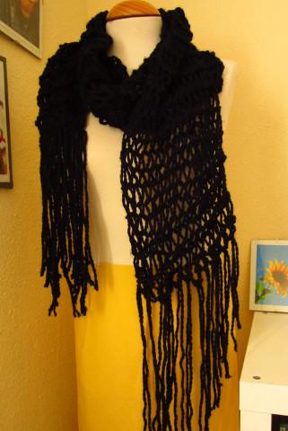handknitscarf
